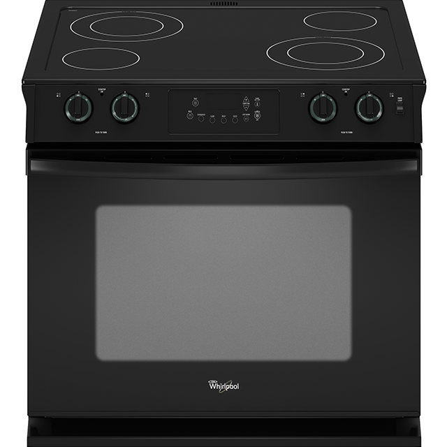 Drop In Electric Range
